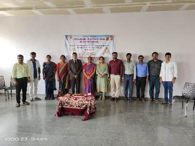HEALTH AWARENESS PROGRAM BY DR.MAHADEVI H.MALI